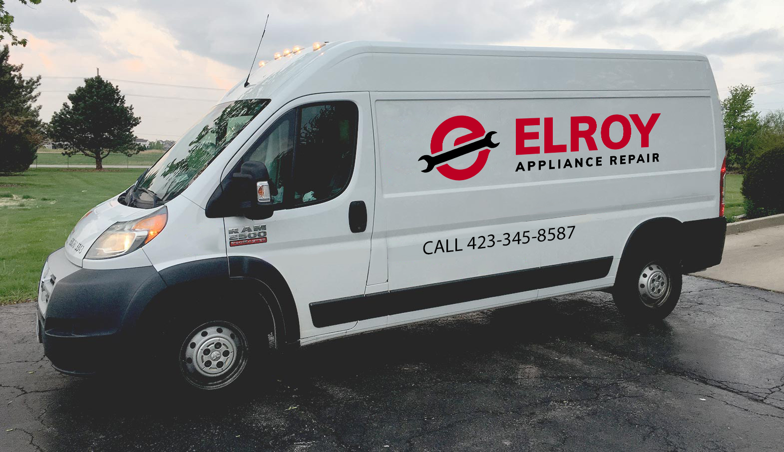 elroy appliance repair in chattanooga